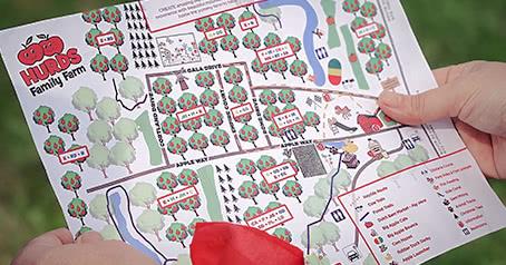 地図作成・案内図作成