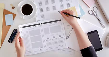 Webサイトデザイン・UI設計